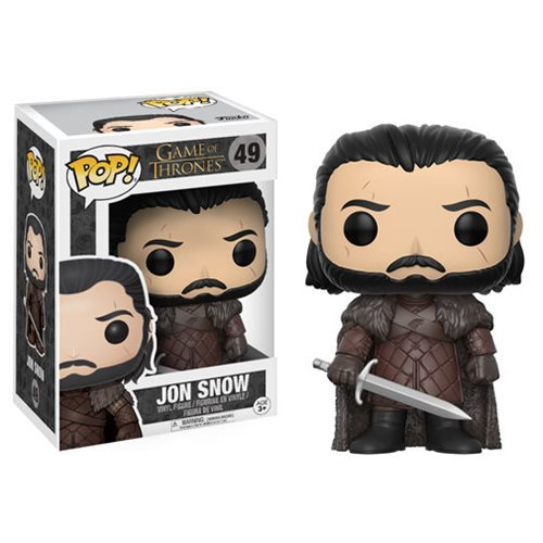 Фигурка Funko POP! Vinyl: Game of Thrones: S7 Jon Snow (1)