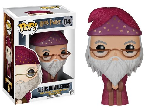 Фигурка Funko POP! Vinyl: Harry Potter: Albus Dumbledore