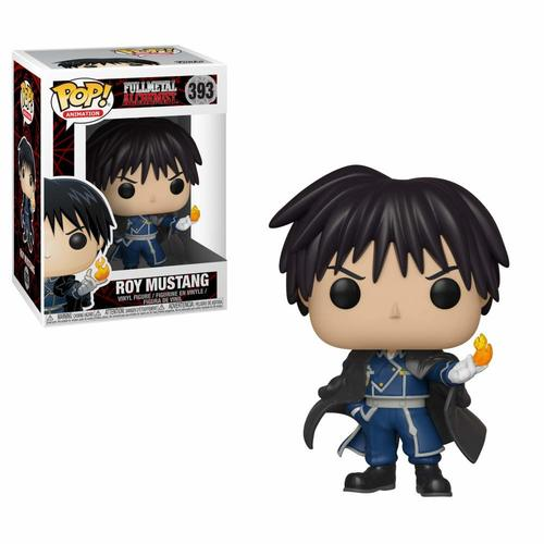 Фигурка Funko POP! Vinyl: Full Metal Alchemist: Colonel Mustang