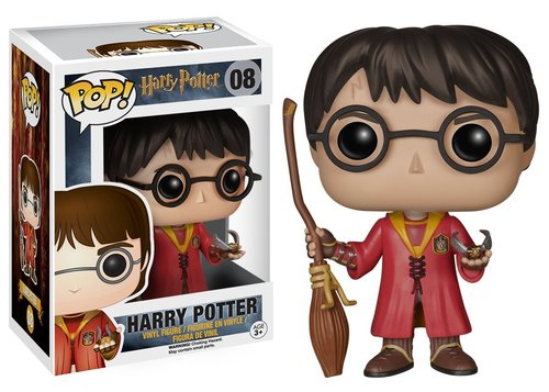 Фигурка Funko POP! Vinyl: Harry Potter: Quidditch Harry