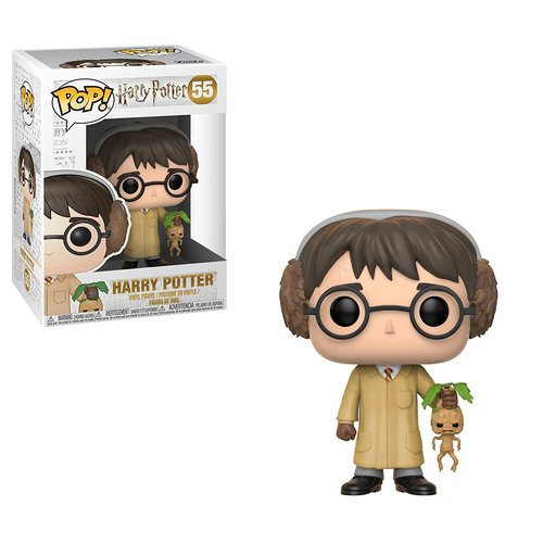 Фигурка Funko POP! Vinyl: Harry Potter S5: Harry Potter (Herbology)