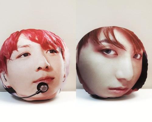 Декоративная мини-подушка BTS (4)