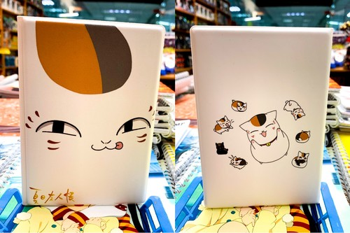 Обложка для паспорта Тетрадь дружбы Нацумэ/Natsume Yuujinchou