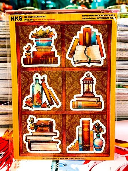 Mini Pack Bookcase 3