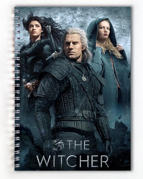 Тетрадь Ведьмак/The Witcher (2)
