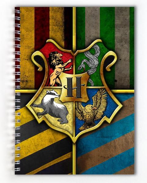 Тетрадь Гарри Поттер / Harry Potter (3)