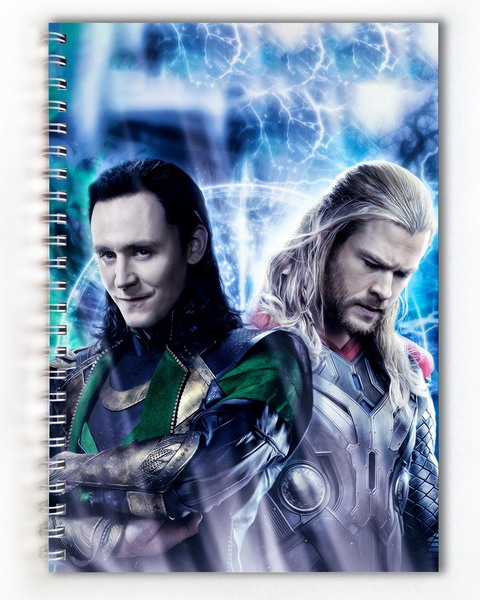 Тетрадь Тор/Thor