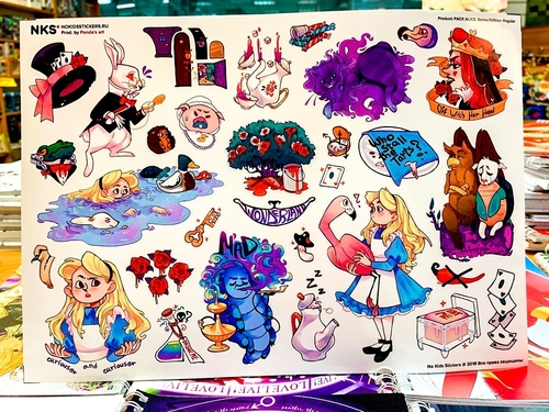 Pack Alice