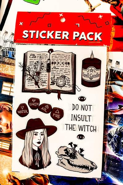 MINI PACK 28 witch
