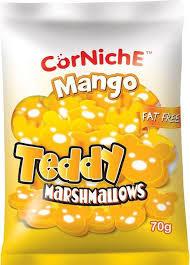 Маршмелоу Teddy Манго