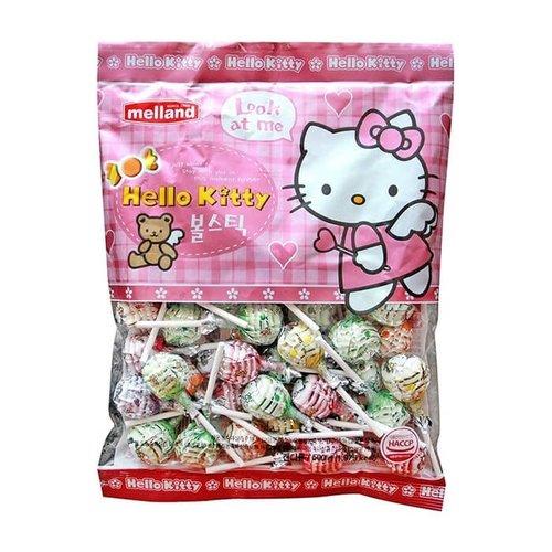 "Карамель ""Hello Kitty ball stick candy"""