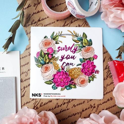 CARD FLOWER CROWN 3
