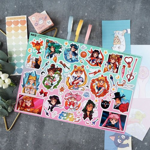 PACK SAILOR MOON '20
