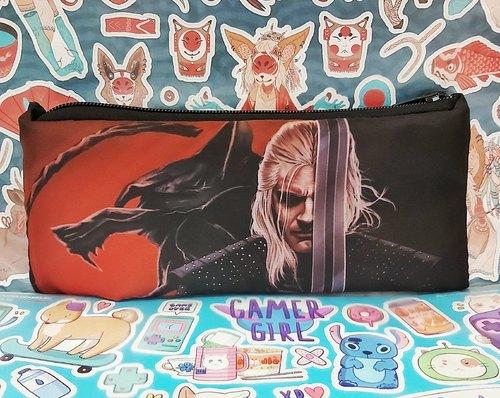 Пенал Ведьмак/The Witcher