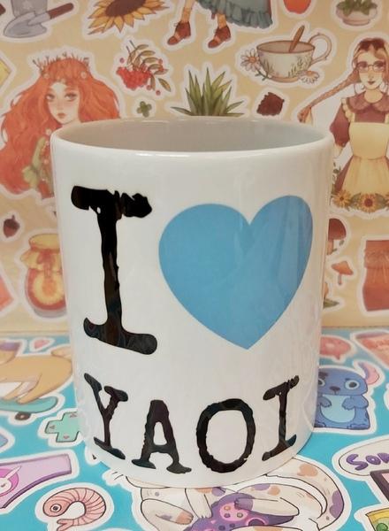 Кружка YAOI