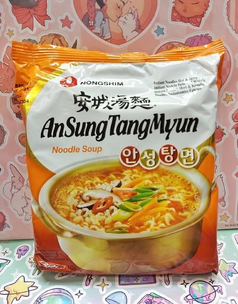 Лапша быстрого приготовления Ансонг Танмён