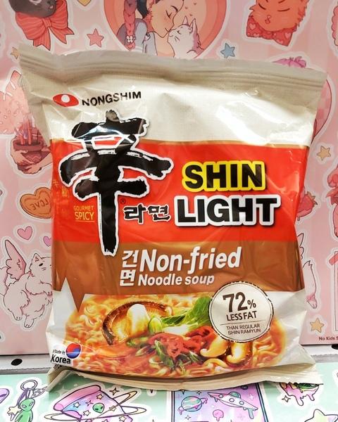 Лапша быстрого приготовления Шин Лайт