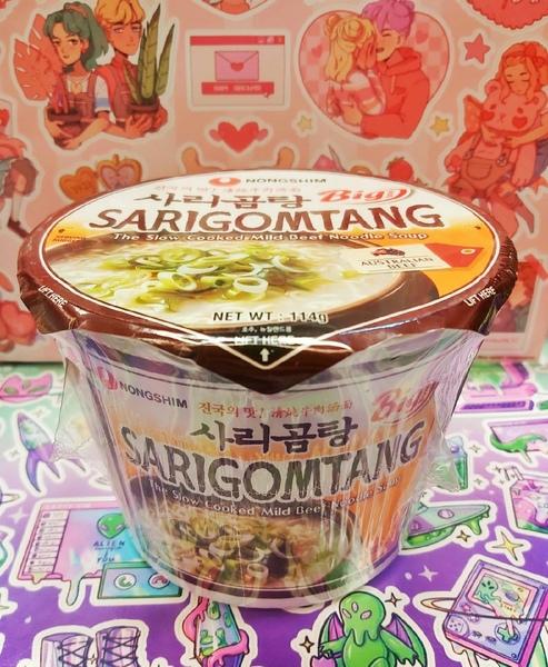 Лапша быстрого приготовления Саригомтан