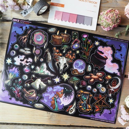 PACK WITCHERY