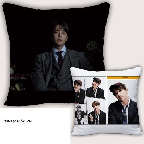 Декоративная подушка BTS (5)