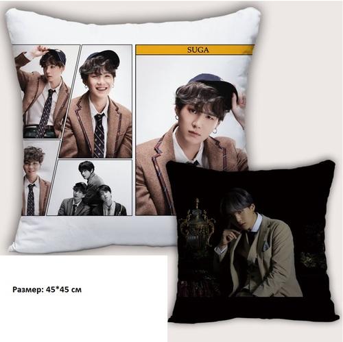 Декоративная подушка BTS (11)