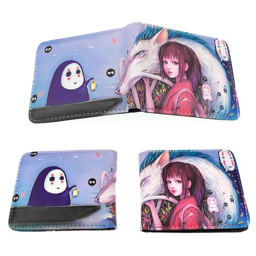 Бумажник Унесённые призраками/Sen to Chihiro no kamikakushi