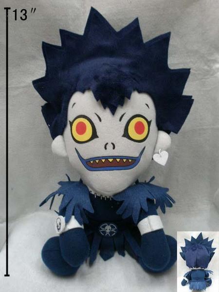 Мягкая игрушка Тетрадь смерти/Death Note (Рюк)