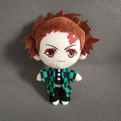 Мягкая игрушка Клинок, рассекающий демонов/Demon Slayer: Kimetsu no Yaiba (Танджиро)