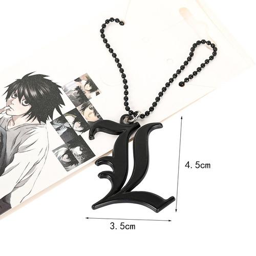Кулон Тетрадь смерти/Death Note (2)