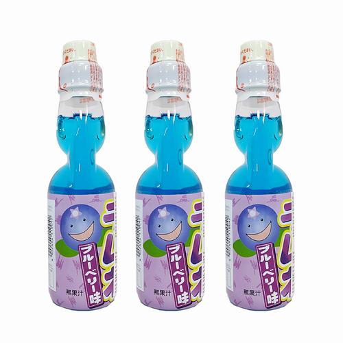 Напиток Рамунэ со вкусом голубики
