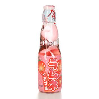 Напиток Рамунэ со вкусом Клубника