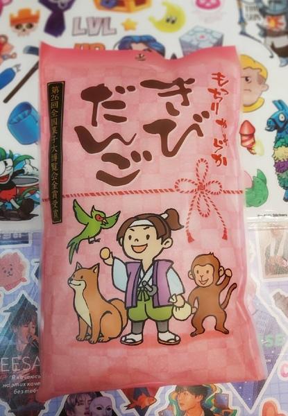 "Моти ""SEIKI MOCHI"" традиционное ""Киби Данго"""