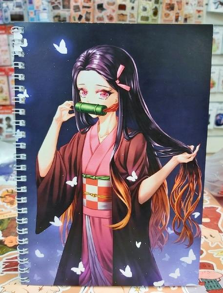 Тетрадь Клинок, рассекающий демонов/Kimetsu no Yaiba (1)