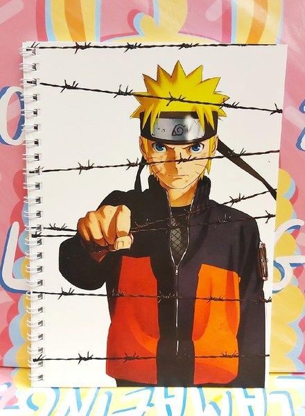 Тетрадь Наруто / Naruto (2)