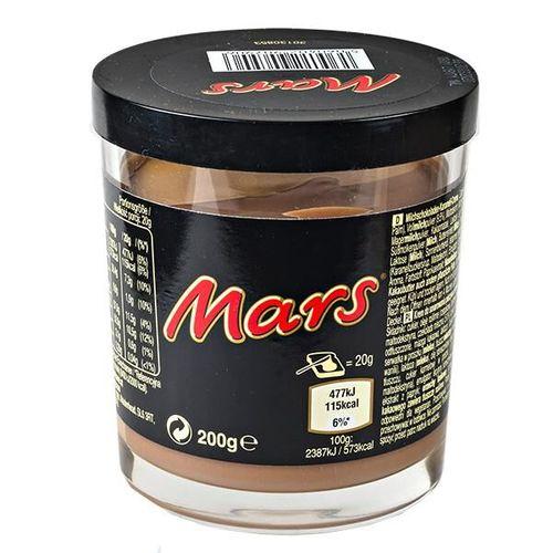 Шоколадная паста Марс