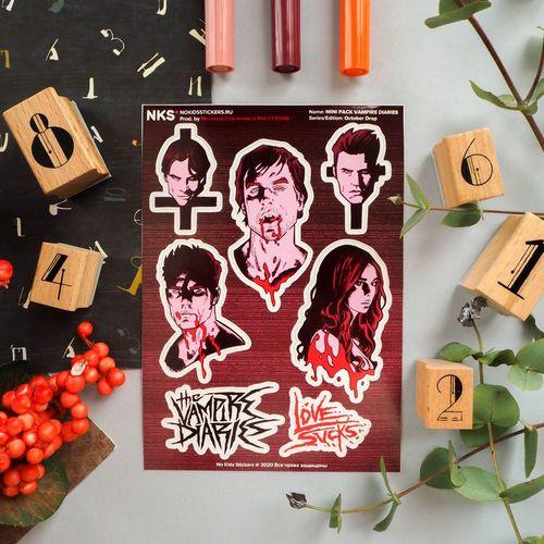 Mini-pack Vampire Diaries