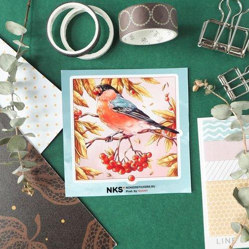 Card Lil Birds 4