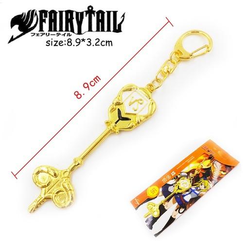 Брелок Ключ Хвост феи/Fairy Tail (Козерог)