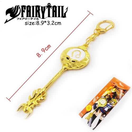 Брелок Ключ Хвост феи/Fairy Tail (Лев)