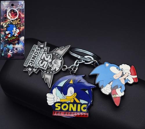 Брелок Соник/Sonic