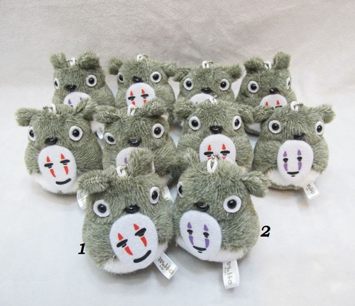 Мягкий брелок Тоторо\Tonari no Totoro