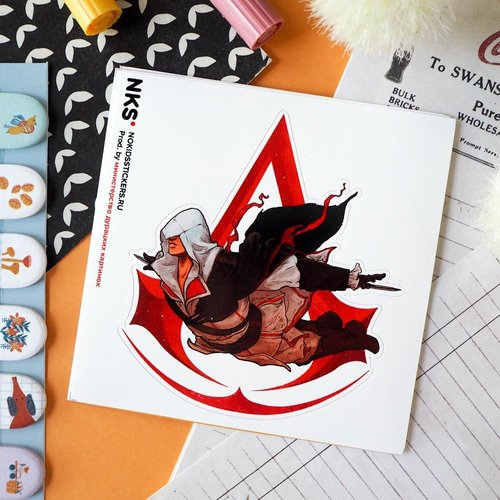 Card Assassins Creed