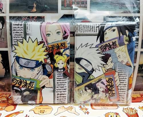 Обложка на паспорт Наруто/Naruto (2)