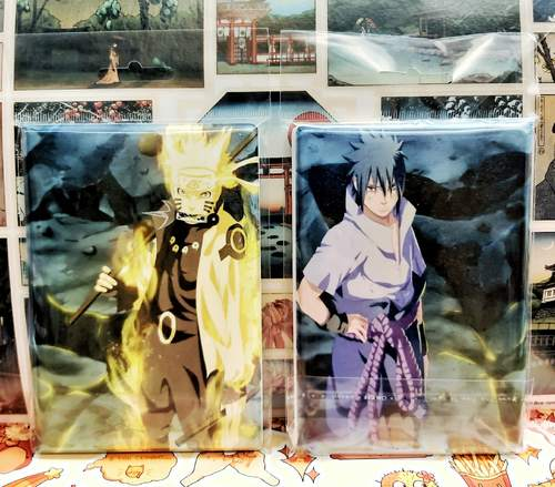 Обложка на паспорт Наруто/Naruto (3)