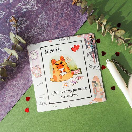 Card Love Is 4