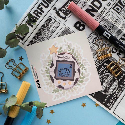 Card Tamagotchi