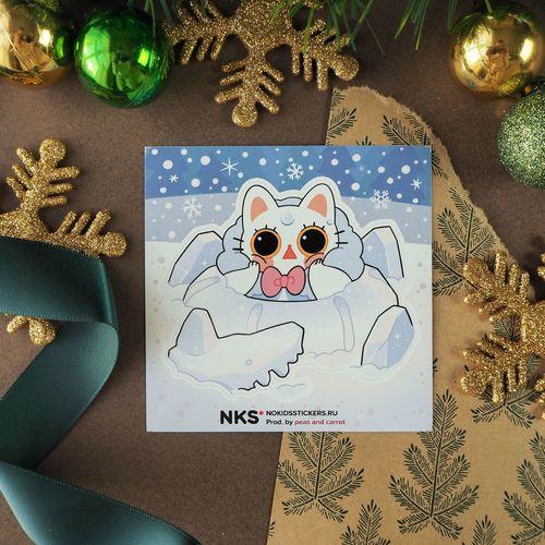 Card snowman 1
