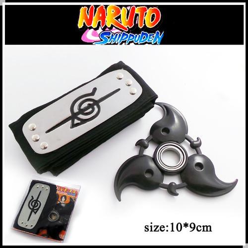 Набор Наруто/Naruto(Бандана и сюрикен) (5)