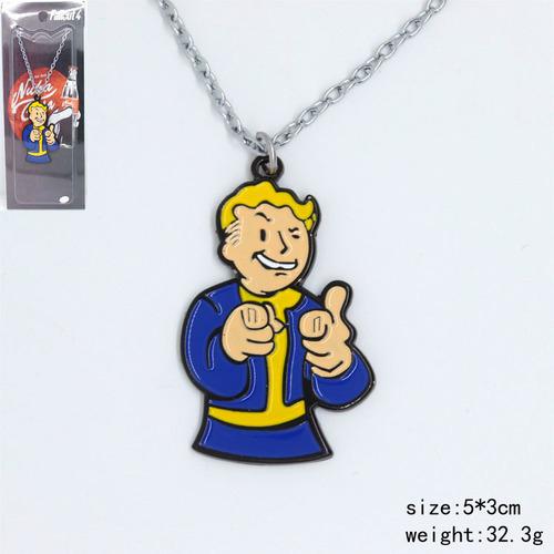 Кулон Fallout (2)