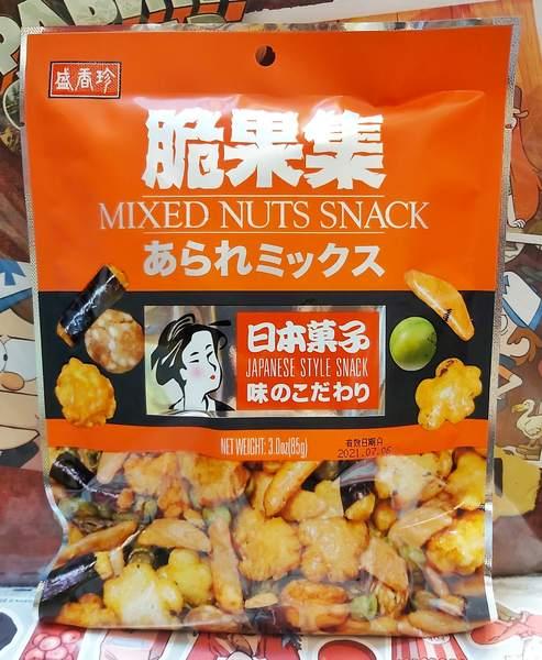 Микс орехов и снеков (85 гр)
